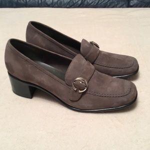 Lauren Scott genuine leather sued shoes sz 6:5